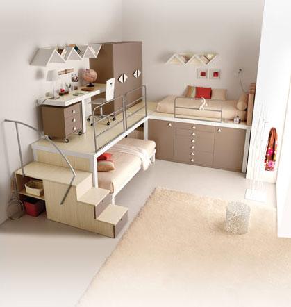 Tiramolla-kidsloftbedroom